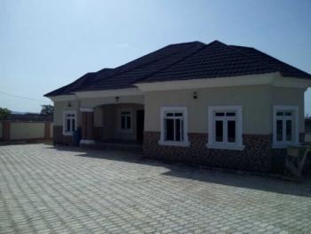 Brand New 4 Bedroom Bungalow with Amazing Scenic Views, Off Arab Road, Quarry Road, Kubwa, Abuja, Detached Bungalow for Sale