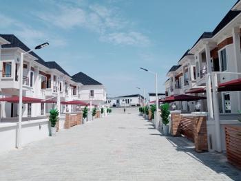Luxury Tastefully Finished 4 Bedroom Semi Detached, Lekki Conservation Road, Lafiaji, Lekki, Lagos, Semi-detached Duplex for Sale