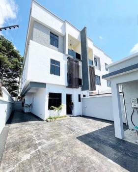 Nicely Built 4 Bedroom Semi Detached Duplex, Lekki Phase 1, Lekki, Lagos, Semi-detached Duplex for Sale