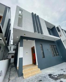 Modern Finished 4 Bedroom Semi-detached Duplex with Bq, Ikota, Lekki, Lagos, Semi-detached Duplex for Sale