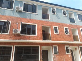 Newly Built 4 Bedroom Terraced Duplex, Osapa London, Osapa, Lekki, Lagos, Terraced Duplex for Rent