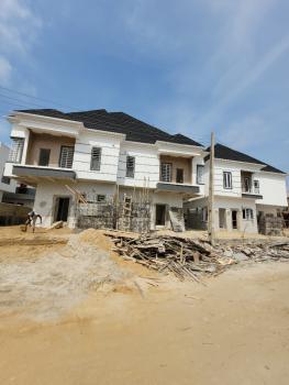 Newly Built 4 Bedroom Semi Detached, Osapa, Lekki, Lagos, Semi-detached Duplex for Sale