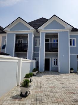 Beautiful Newly Built 4 Bedroom Semi Detached Duplex, Osapa, Lekki, Lagos, Semi-detached Duplex for Sale