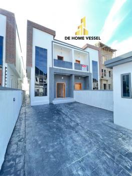 Spacious Tastefully Finished 4 Bedroom Semi-detached Duplex with Bq, Chevron, Lekki, Lagos, Semi-detached Duplex for Sale