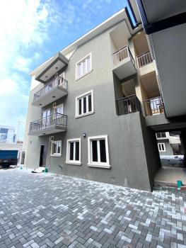 Serviced 2 Bedroom Apartment with Swimming Pool, Osapa, Lekki, Lagos, Flat / Apartment for Rent