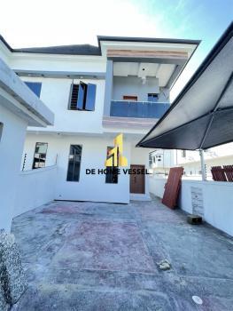 Decently Finished 4 Bedroom Semi-detached Duplex with Bq, Chevron, Lekki, Lagos, Semi-detached Duplex for Sale