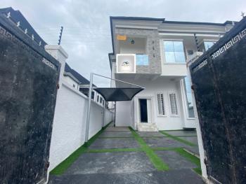 4 Bedroom Semi-detached Duplex Home with a Bq in Serene Environment., Chevron, Lekki, Lagos, Semi-detached Duplex for Sale