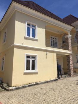 Brand New 4 Bedroom Duplex with Bq, Guzape, Guzape District, Abuja, Semi-detached Duplex for Rent