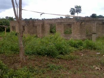 Uncompleted 3 Bedroom Flat, Km1 Ado Road , Along Ekiti State University, Ifaki-ekiti, Ido-osi, Ekiti, Detached Bungalow for Sale