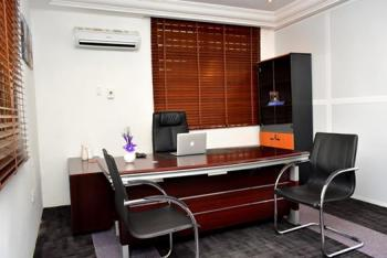 Serviced Offices, 22 Kumasi Crescent, Wuse Ii, Abuja, Wuse 2, Abuja, Office for Rent