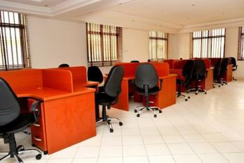 Workstation, 22 Kumasi Crescent, Wuse 2, Abuja, Office for Rent