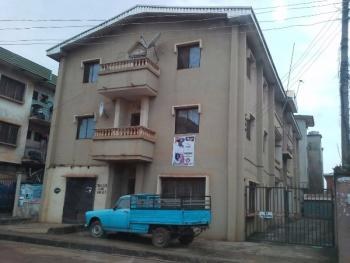 a Decent Block of 6 No 3 Bedroom Flats on a Tarred Street, Achara Layout, Enugu, Enugu, Self Contained Flat for Sale