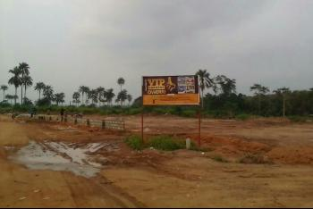 Plots of Land for Sale at Vip Garden Owerri, Along Aba Road Agbala, Opposite Nneoma Rochas Skill Acquisition Centre, Owerri, Imo, Mixed-use Land for Sale