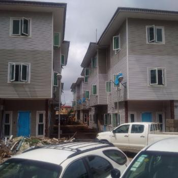 New 4 Bedroom Terrace with a Bq., Sabo, Yaba, Lagos, Terraced Duplex for Sale