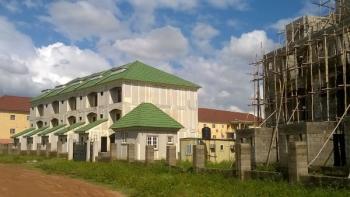Joint Venture to Complete 35-unit 4-bedroom Town Houses, Jabi, Abuja. Near Rcc Headquarters, Jabi, Abuja, Terraced Duplex Joint Venture
