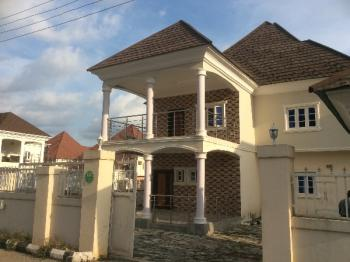 Brand New 4 Bedroom Duplex With 2 Rooms Bq In Lifecamp, Life Camp, Gwarinpa, Abuja, 4 bedroom, 5 toilets, 5 baths Detached Duplex for Sale