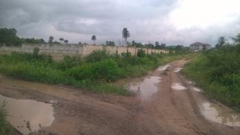 4.5 Plot of Land Fenced, Osongama, Uyo, Akwa Ibom, Mixed-use Land for Sale