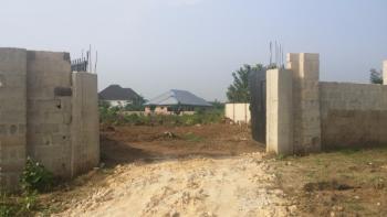Fenced 1.5 Plot (720 Square Meter) of Land, Osongama Estate, Uyo, Akwa Ibom, Mixed-use Land for Sale