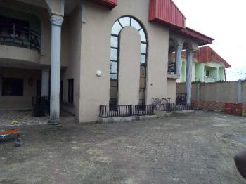 Luxury 5 Bedroom Duplex Serene and Secured with Large Parking, Peace Drive Estate, Rumuodara, Port Harcourt, Rivers, Flat for Rent