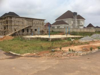 Duplex Land of 900sqm with Dpc, Blue Fountain Estate(efab Metropolis), Karsana, Abuja, Residential Land for Sale