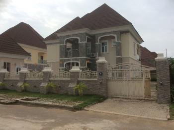 Brand New 5 Bedroom Duplex With 2 Room Boys Quarters, Karsana, Abuja, 5 bedroom, 6 toilets, 5 baths Detached Duplex for Sale