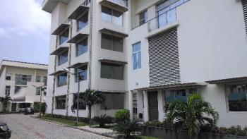 Luxury and Spacious 3 Bedroom Terrace Duplex & a Room Bq, Close to City of David, Oniru, Victoria Island (vi), Lagos, Terraced Duplex for Rent
