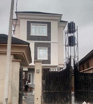 Brand New 4 Bedroom Duplex, New Bodija, Ibadan, Oyo, 4 bedroom, 5 toilets, 5 baths Detached Duplex for Sale