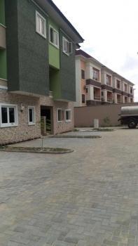 Beautiful 4 Bedroom Terrace With Excellent Facilities, Osapa, Lekki, Lagos, 4 bedroom, 5 toilets Terraced Duplex for Rent