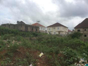 1000sqm Duplex Plot with Dpc, Megabond Estate, Gwarinpa Estate, Gwarinpa, Abuja, Residential Land for Sale
