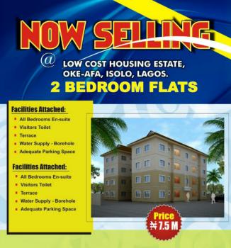 2 Bedroom Flat, Oke Afa, Isolo, Lagos, 2 bedroom, 3 toilets, 3 baths Flat / Apartment for Sale