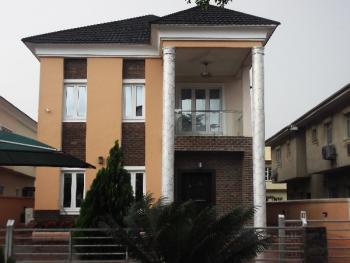 5 Bedroom Detached Mansion, Chevy View Estate, Lekki, Lagos, 5 bedroom, 6 toilets, 5 baths Detached Duplex for Sale