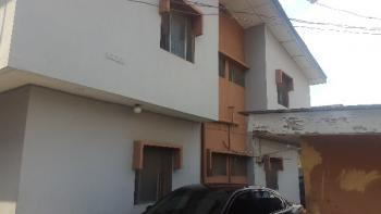 a Block of Four Units of Three Bedroom Flats, Off Adetola Street, Aguda, Surulere, Lagos, Block of Flats for Sale