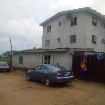 About 18 Rooms, 2 Storey Building with a Rear 2 Bedroom Bungalow on 800 Square Meters of Land., Off Shinaba Street By Lasu Road Off Igbo Elerin Road, Iba, Ojo, Lagos, House for Sale