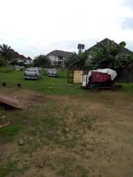 2 Plots Fenced with Gate....high Value Estate, Rukpakulusi Newlayout By Airforce Base., Elekahia, Port Harcourt, Rivers, Residential Land for Sale