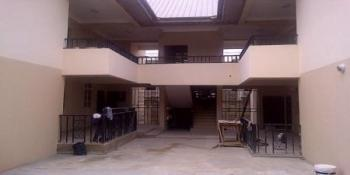 Two Bedroom Flat with Well Fitted Interiors (expensive Tiles, Wardrobes, Etc) on The Top Floor., Pentville Estate, Near Efab Estate., Lokogoma District, Abuja, Flat / Apartment for Sale