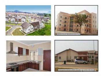 Luxury 3 Bedroom Flats, Plot 237 & 723, Apo, Abuja, Flat / Apartment for Sale