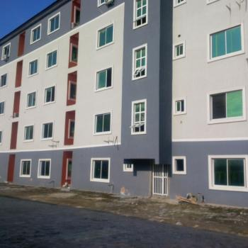 Brand New 3 Bedroom Flat with Fitted Air Condition in an Estate, Lekki Phase 1, Lekki, Lagos, Flat / Apartment for Rent
