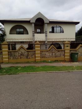 Fully Detached 5 Bedroom Duplex with 2 Rooms Bq, Off Agui Ironsi Way, Maitama District, Abuja, Detached Duplex for Rent