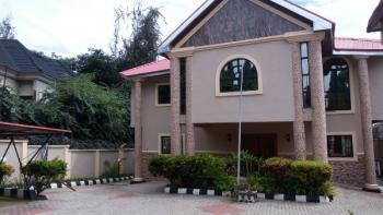 Luxury Finished Ambassadorial 6 Bedroom Serviced Duplex with 2 Rooms Bq, Maitama District, Abuja, House for Rent