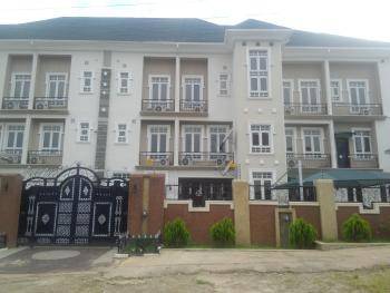Serviced and Tastefully Finished 3 Bedroom Terraced House with a Room Bq, Mabuchi, Abuja, House for Rent