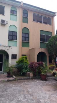 Well Finished 3 Bedroom Terrace Duplex, a Corner Piece with a Bq, Wuse 2, Abuja, House for Rent