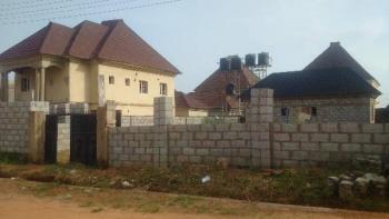 Duplex Plot with Bq, Ipent Estate, Gwarinpa Estate, Gwarinpa, Abuja, Residential Land for Sale
