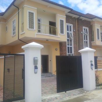 Lovely 4 Bedroom Semi Detached Duplex with a Bq, Agungi, Lekki, Lagos, Semi-detached Duplex for Sale