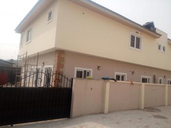 brand New 4 Bedroom Detached  Duplex, Ilupeju Estate, Ilupeju, Lagos, Detached Duplex for Sale