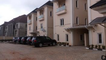 Tastefully and Luxury Finished and Serviced 4 Bedroom Terrace Duplex with a Bq, Jabi, Abuja, House for Rent