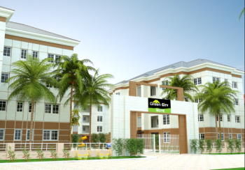 Luxury 3 Bedroom Apartments with Maids Room, Wuye, Abuja, Flat / Apartment for Sale
