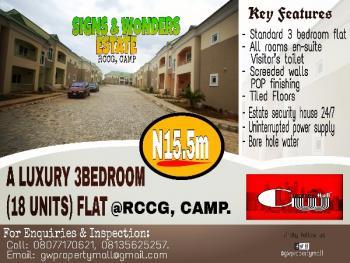 Shopwise for a Luxury Eighteen (18)unit, 3 Bedroom Flat, Rccg  Camp, Mowe Ofada, Ogun, Flat / Apartment for Sale