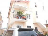 Three(3)bedroom for Rent at Lekki Phase One Estate Lagos, Tarred Road, Lekki Phase 1, Lekki, Lagos, Flat for Rent