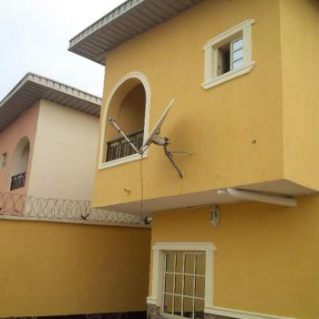 4 Bedroom Semi Detached Duplex with a Room Bq, Midland Estate, Amuwo Odofin, Isolo, Lagos, Semi-detached Duplex for Rent
