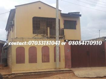 Story Building with Detached Bungalow, Igando, Ikotun, Lagos, Block of Flats for Sale
